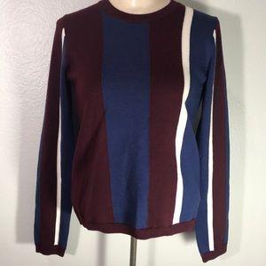 INES DE LA FRESSANGE wool sweater NWOT